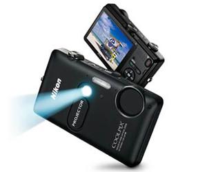 Nikon Coolpix S1200pj (Foto: Divulgação)