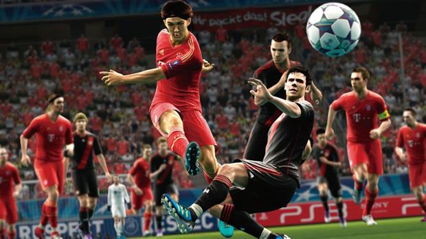 Pro Evolution Soccer 2012 (Foto: Divulgação)
