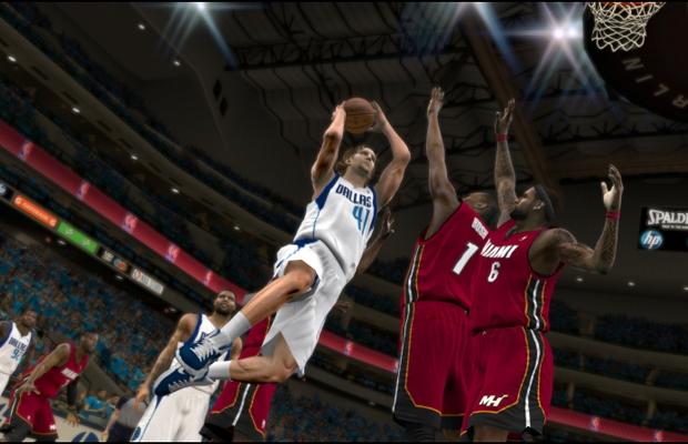 NBA 2K12 (Foto: Divulgação)