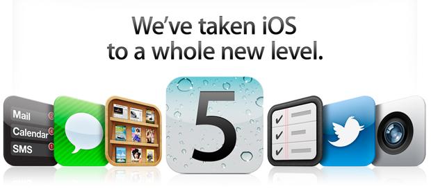 iOS 5 (Foto: Reprodução)