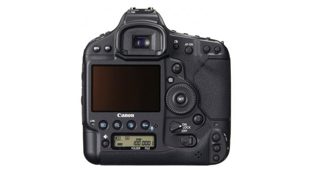 Canon 1D X (Foto: Divulgação)