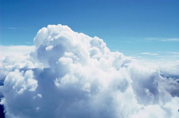 Nuvens para armazenamento (Foto: Reprodução)