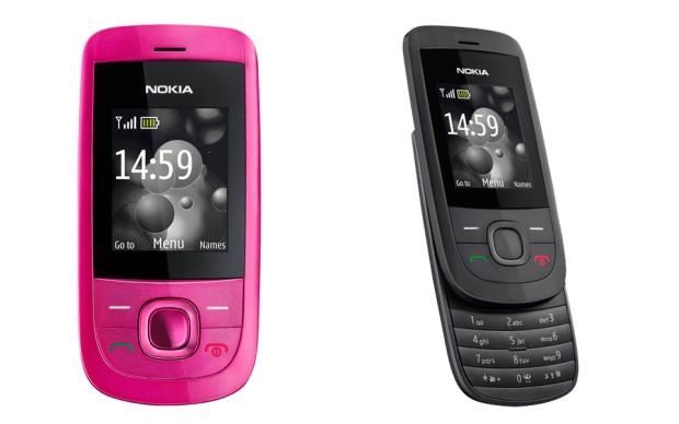 Nokia 2220 (Foto: Reprodução/Nokia)