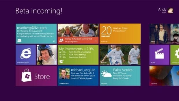 Windows 8 Developer Preview (Foto: Divulgação)