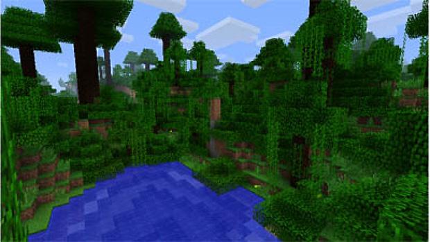 Prxima Atualizao 12 De Minecraft Trar Selvas Para O