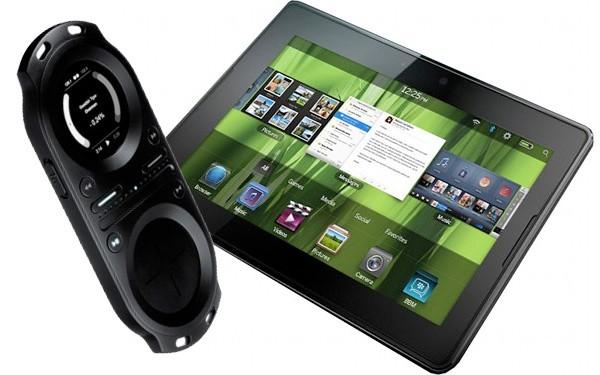 Blackberry PlayBook terá aplicativo exclusivo para DJs (Foto: Divulgação)