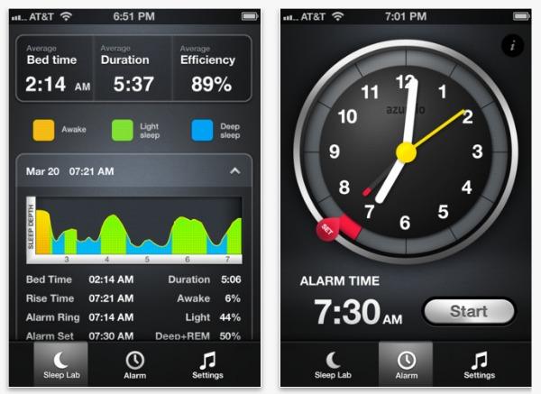 SleepTime cria relatório sobre o seu sono (Foto: Divulgação/Mashable)