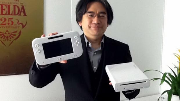 Wii U (Foto: Divulgação) (Foto: Wii U (Foto: Divulgação))