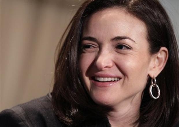 Sheryl Sandberg (Foto: Reprodução)