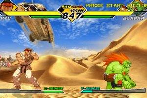 Capcom vs SNK 2 de volta? (Foto: Reprodução/Igxpro.net)