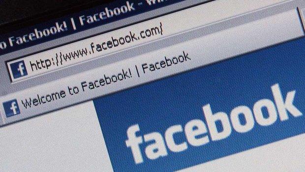 URL do Facebook (Foto: Reprodução)