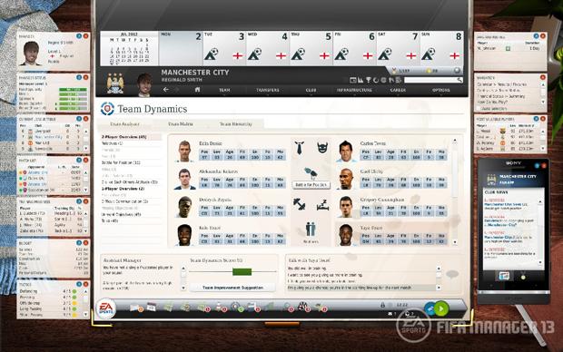 FIFA Manager 13 (Foto: Divulgação)