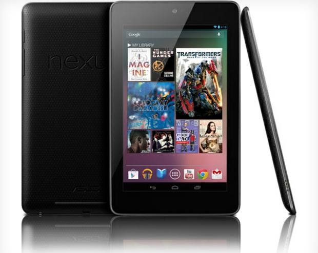 Nexus 7: barato e potente (Foto: Divulgação)