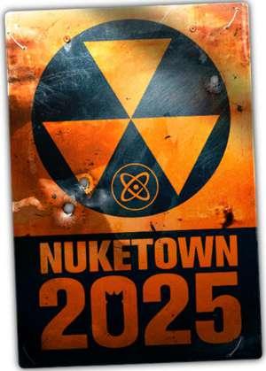 """Mapa """"Nuketown 2025"""" é confirmado em Black Ops 2 (Foto: Divulgação) (Foto: Mapa """"Nuketown 2025"""" é confirmado em Black Ops 2 (Foto: Divulgação))"""