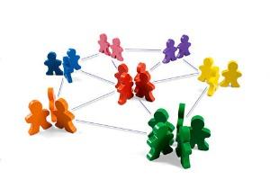 Imagem representa pessoas conectadas (Foto: Reprodução)