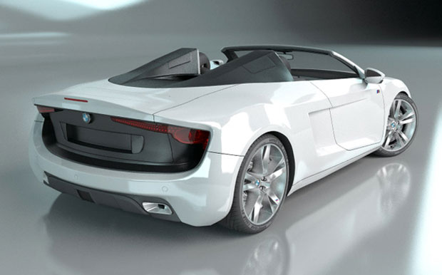 Audi R8 Interior Design