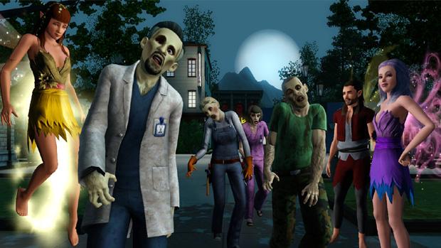The Sims 3 Supernatural (Foto: VG247)