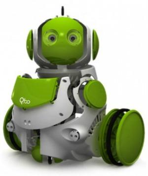 Robô da Intel é bom, bonito e barato (Foto: Reprodução)