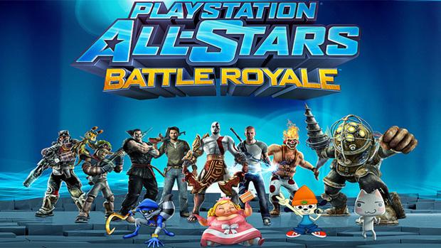 PlayStation All-Stars Battle Royale (Foto: Divulgação)