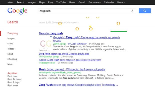 Zerg Rush (Foto: Divulgação)