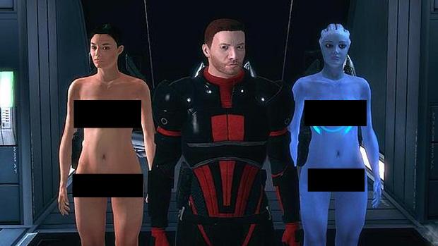 Shepard é o Pimp das Galáxias (Foto: Divulgação)