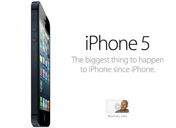 O iPhone 5 vai, sim, funcionar no Brasil (Foto: Reprodução)