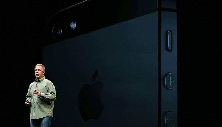 Phil Schiller acredita que o iPhone 5 está muito bem servido (Foto: Reprodução)