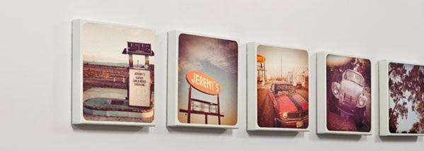 No CanvasPop você pode criar quadros de diversos tamanhos com suas fotos do Instagram (Foto: Reprodução/CanvasPop)