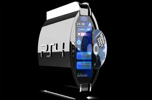 Como será o PlayStation 4? (Foto: Reprodução) (Foto: Como será o PlayStation 4? (Foto: Reprodução))
