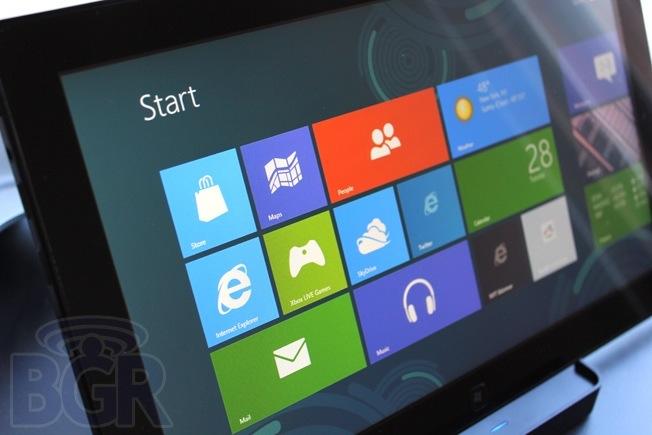 Windows 8 não agradou a todos (Foto: Reprodução)