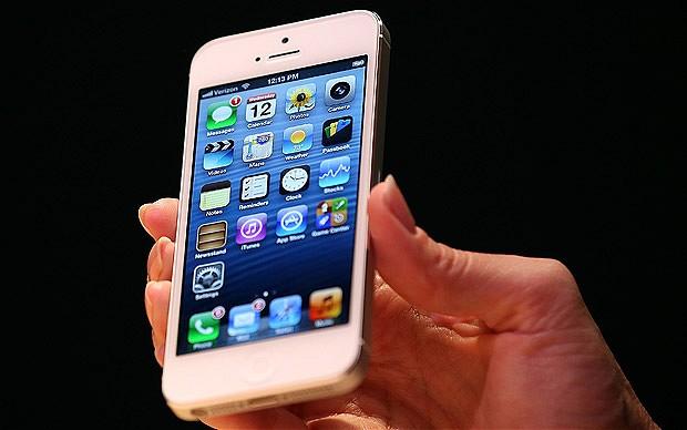 iPhone 5 já pode ser vendido no Brasil (Foto: Reprodução)