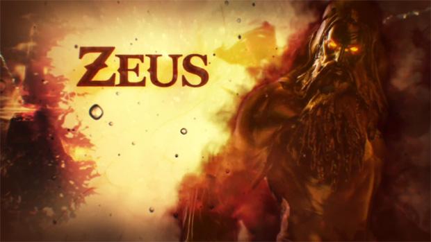 God of War: Ascension exibe o poder de Zeus em novo trailer (Foto: Divulgação)
