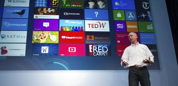 Microsoft defende Windows 8 e diz que ele será atrativo aos consumidores corporativos (Foto: Reprodução)