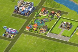 SimCity Social-redecorando