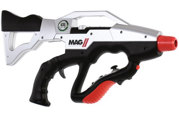 Sensibilidade da MAG 2 Gun Controller é ajustada com facilidade (Foto: Divulgação)