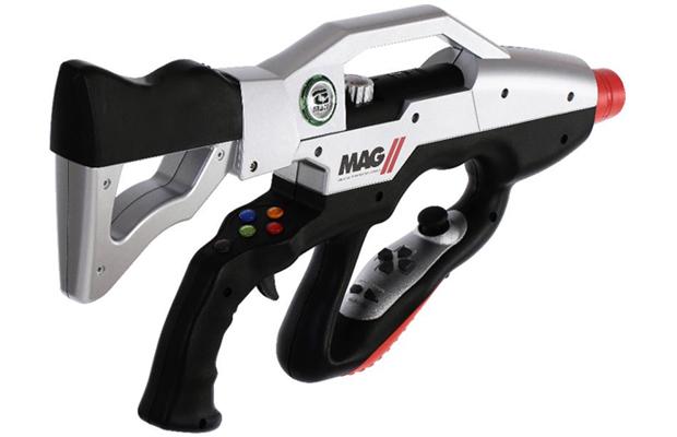 MAG 2 Gun Controller traz tiroteios precisos para o PS3 e PC (Foto: Divulgação)