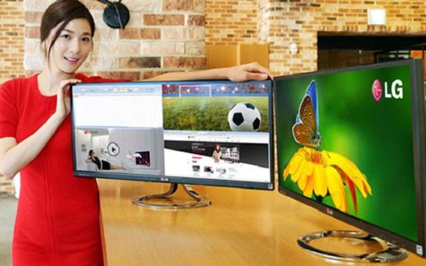 Monitor da LG terá aspecto ultrawide (Foto: Reprodução)