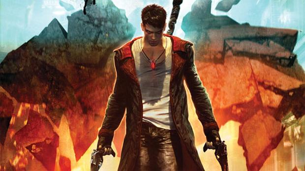 Dante é um bad boy no novo DmC: Devil May Cry (Foto: Divulgação) (Foto: Dante é um bad boy no novo DmC: Devil May Cry (Foto: Divulgação))
