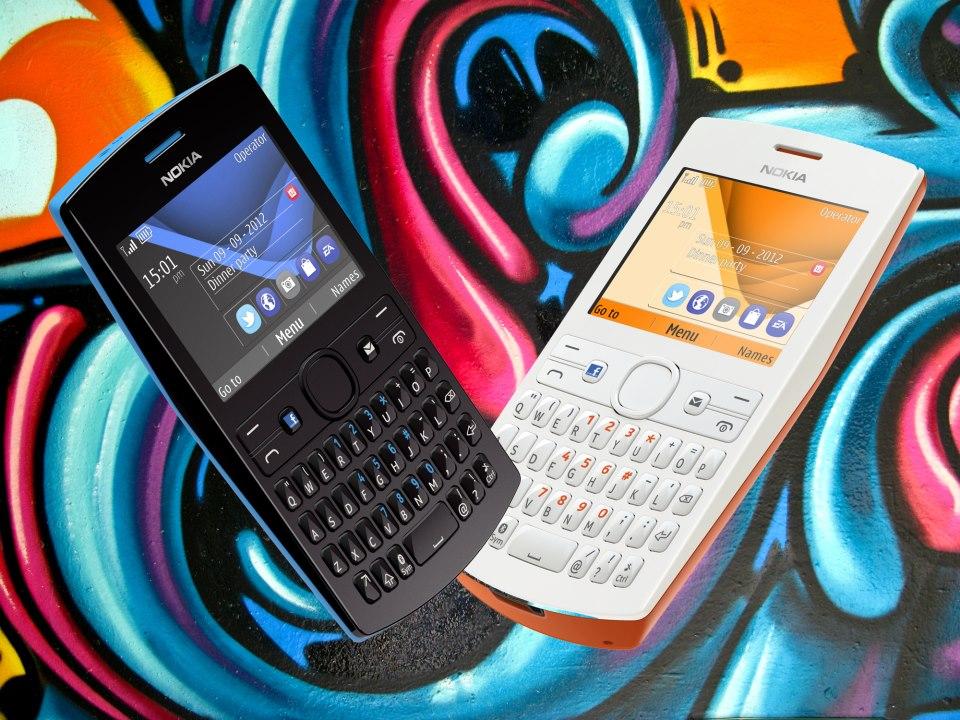 Novo Asha 205 da Nokia, com dois chips e botão dedicado ao Facebook (Foto: Divulgação/Nokia) (Foto: Novo Asha 205 da Nokia, com dois chips e botão dedicado ao Facebook (Foto: Divulgação/Nokia))