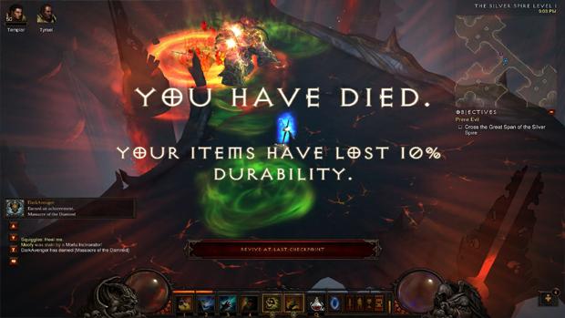 A primeira morte causada por Diablo 3 foi uma brincadeira, mas logo se tornou real (Foto: Divulgação)