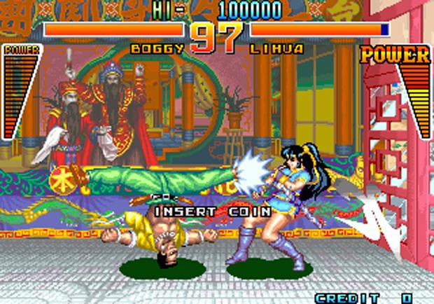 Esse golpe de Kaiser Knuckle não lembra a Chun-Li?