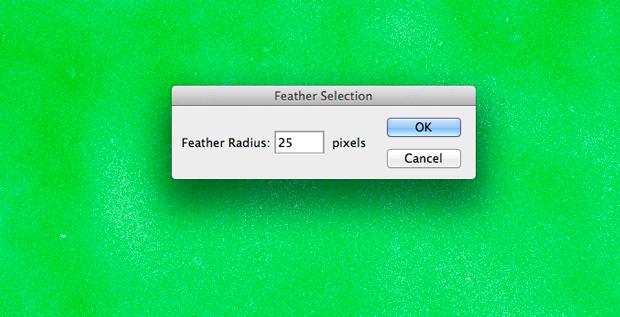 Janela para aplicação do efeito Difusão no Photoshop (Foto: Reprodução/André Sugai)