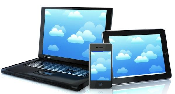 Cloud no PC, no smartphone e no tablet (Foto: Reprodução/Betanews)