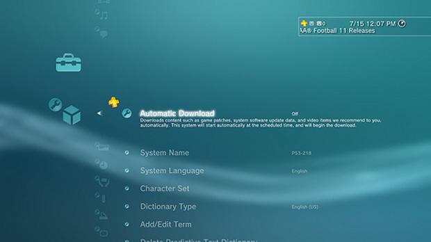 Com a Atualização Automática da PS Plus é possível contornar esse problema (Foto: Reprodução)