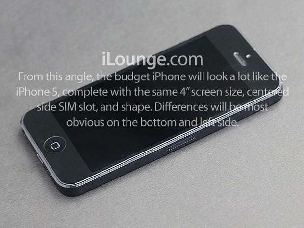 Site apresenta imagem do que pode ser o protótipo do iPhone mais economico (Foto: Reprodução)