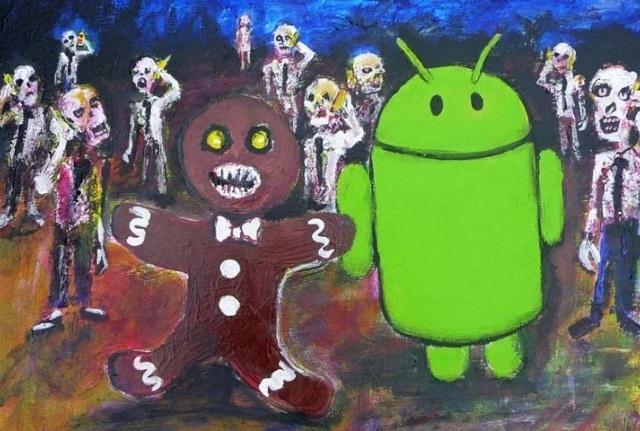 Easter egg encontrado no Android 2.3 (Foto: Reprodução)