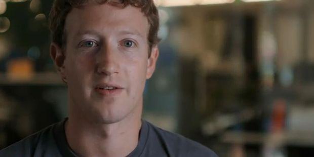 O Facebook de Mark Zuckerberg precisa reconquistar os jovens (Reprodução|YouTube)