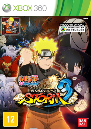 Naruto Ultimate Ninja 3 Tem Edio Brasileira Em Portugus