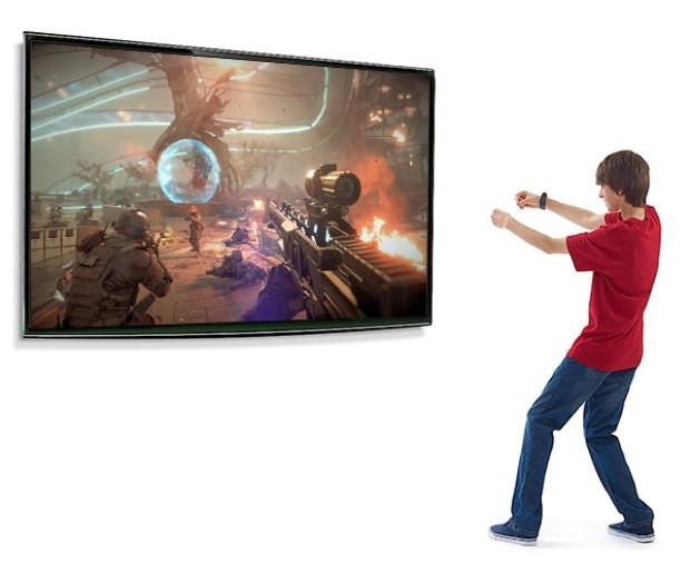 Esqueça o Kinect o XWatch veio para ficar (Foto: Reprodução /Technabob)