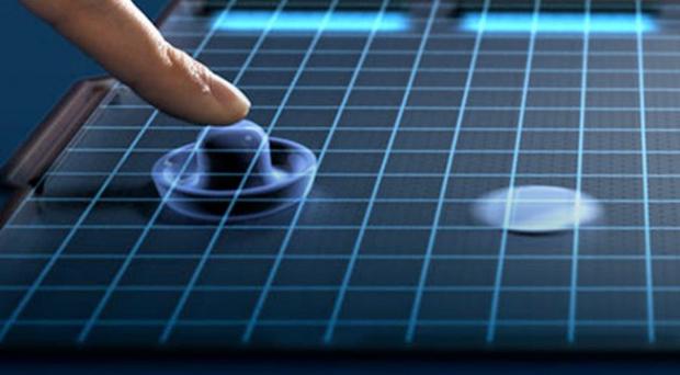 Material que reage a campos elétricos pode garantir teclas físicas a telas touch (Foto: Reprodução)